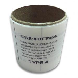 Tear-Aid rol type A reparatiepleister voor vele materialen