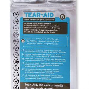 Tear-Aid kit type B reaparatiepleister voor PVC en vinyl