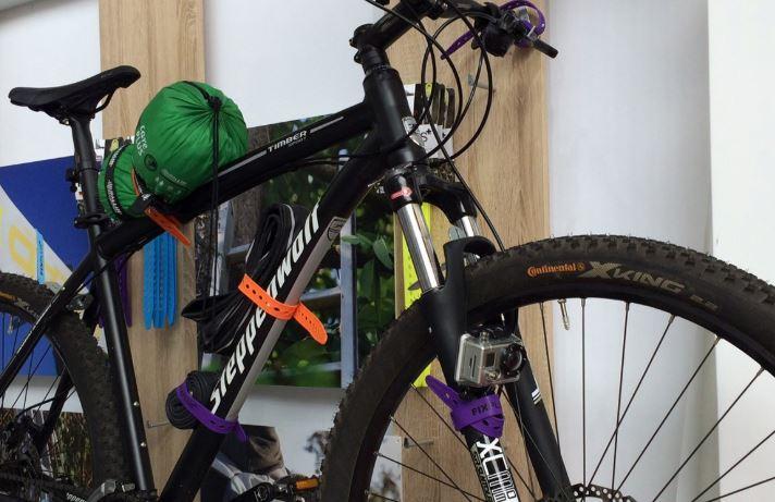 Fixplus strap bundelbandjes fiets