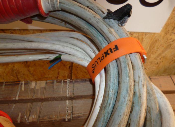Fixplus strap bundelbandjes kabel