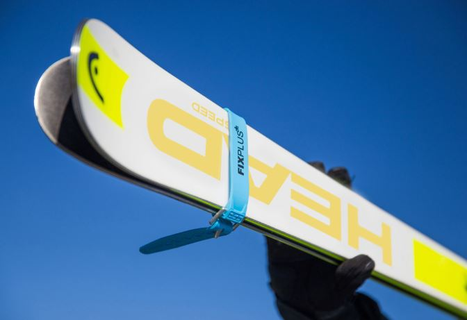 Fixplus strap bundelbandjes ski's
