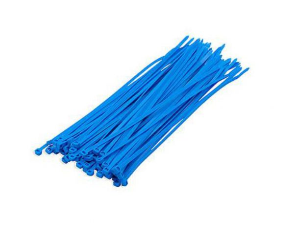 Tie wraps blauw