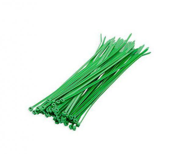 Tie wraps groen
