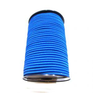 elastisch koord blauw