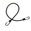 Bagagespin 40 cm zwart
